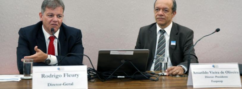 Funpresp-Jud realiza palestra sobre migração no TSE