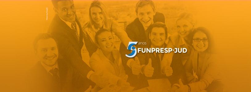 Funpresp-Jud comemora 5 anos
