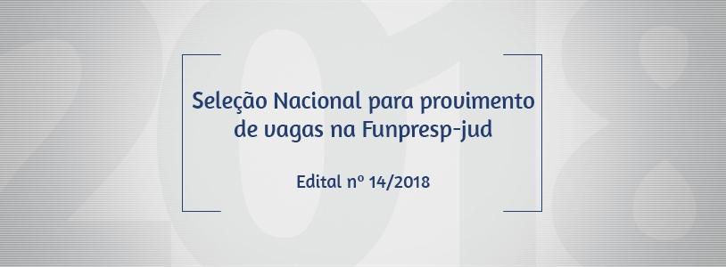 Processo Seletivo para Diretores da Funpresp-Jud
