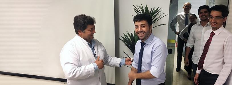 Parceria entre TJDFT e Funpresp-Jud na vacinação dos empregados contra H1N1